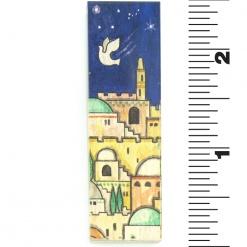 Jerusalem Car Mezuzah