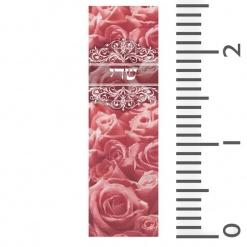 Roses Car Mezuzah