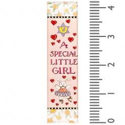 Special Little Girl Mezuzah