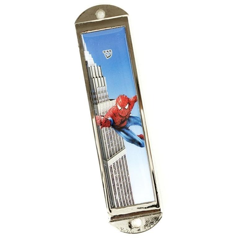 Spiderman Mezuzah